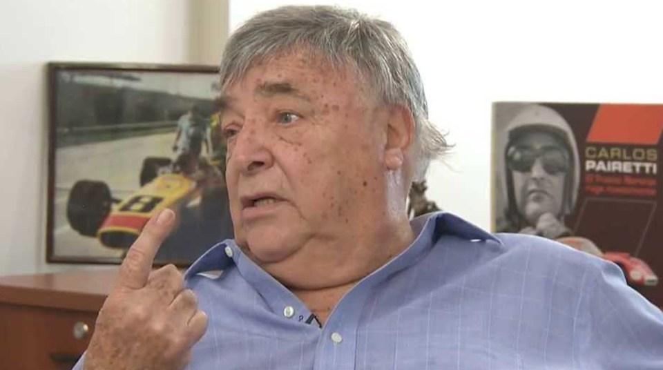 Carlos Pairetti