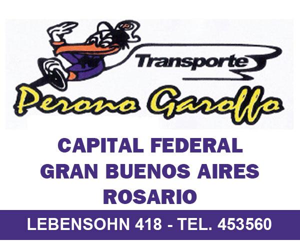 Transporte Perono Garoffo