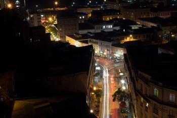 Subida Ecuador más segura gracias a proyecto deiluminación