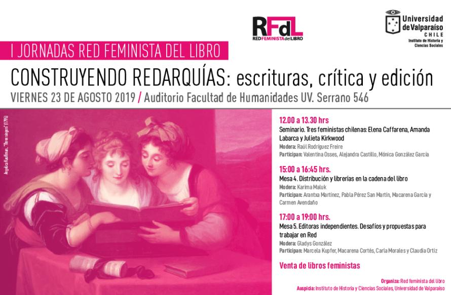 afiche red feminista libro