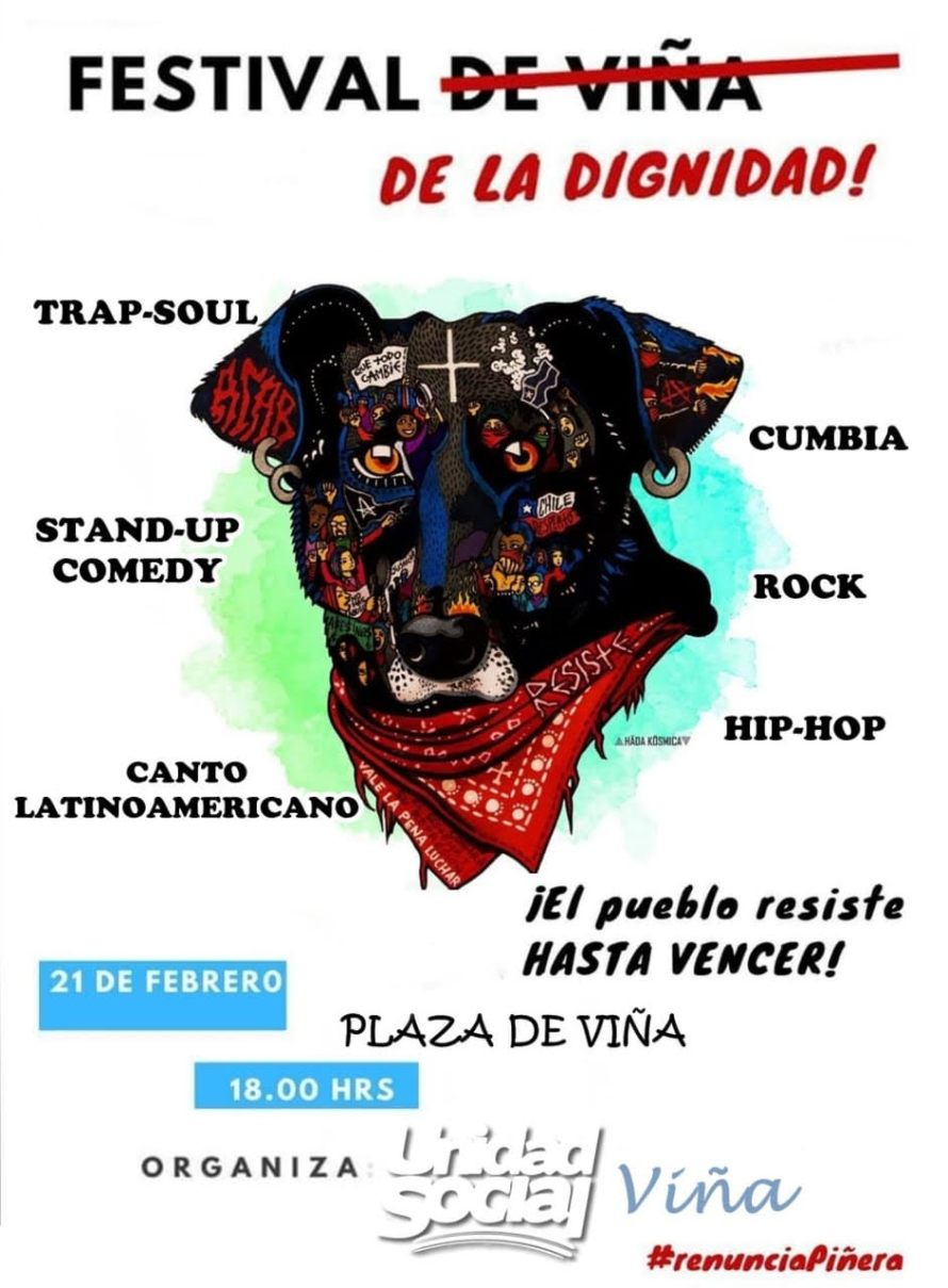 FestivalDignidadViña