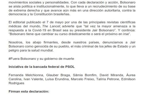 Jair Bolsonaro es una amenaza para Brasil y para la salud mundial_002