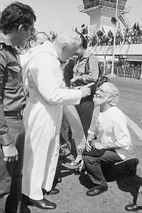 Ortega, Cardenal y el Papa