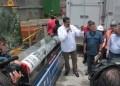 Maduro visitó la estación Alí Primera e  inspeccionó las obras de la estación Independencia, ubicada en la redoma de La Matica, la cual será inaugurada  el próximo mes de diciembre según prometió.