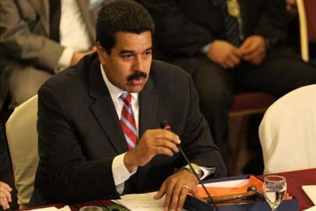 Maduro hizo el anuncio durante un acto de Gobierno en Miraflores