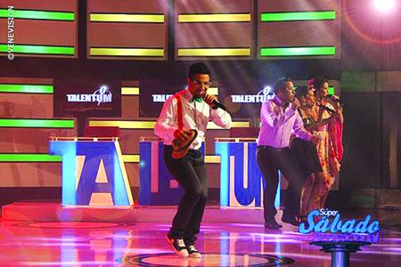 Antonio Palacios ha destacado en todas sus presentaciones en Talentum