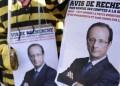 """Varios de los manifestantes gritaron """"Hollande, dimisión, dictadura, no queremos tu ley"""""""