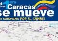 Habrá tres puntos de concentración en los cuales se puede esperar el paso de la caravana que arranca desde el oeste de la ciudad