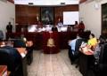 El salón de sesiones del parlamento regional será el escenario para efectuar el acto.