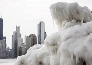 El vórtice ha afectado gran parte de la ciudad de Nueva York
