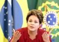 """El Movimiento de los Sin Tierra de Brasil inauguró ayer su sexto Congreso Nacional en Brasilia y afirmó que el Gobierno de la presidenta Dilma Rousseff tiene """"paralizada"""" la reforma agraria pues es """"rehén"""" de los grandes capitales"""