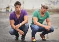 Gustavo y Rein se despidieron de la agrupación Los Nene, para iniciar sus carreras como solistas  AGENCIAS