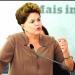 """""""Brasil tiene ahora un plan nacional a la altura de los desafíos educacionales del país"""", dijo la presidenta Rousseff en su cuenta Twitter"""