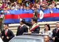 El presidente de la República, Nicolás Maduro, encabezó este martes la conmemoración de los 193 años de la Batalla de Carabobo