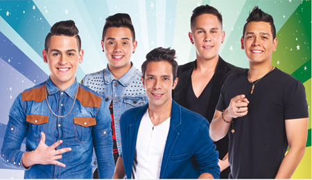 """La exitosa agrupación lanza su más reciente sencillo promocional titulado """"Yo te lo dije"""", cuya autoría es del conocido músico colombiano J. Balvin  AGENCIAS"""