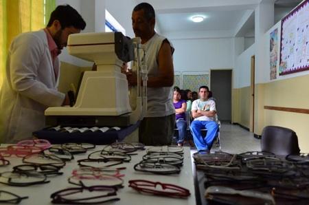 Por una consulta oftalmológica se pagan 8 mil bolívares
