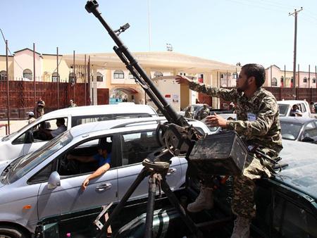 Al menos 31 soldados libios murieron en los peores ataques perpetrados por islamistas en la ciudad libia de Bengasi  AGENCIAS