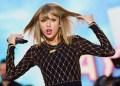"""Taylor Swift es catalogada  la """"reina de la música pop"""""""