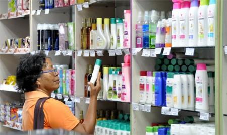 Artículos de higiene personal a precio justo están fuera del radar.
