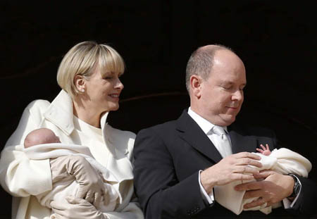 Charlène tiene pensado establecerse en la residencia con vistas al mediterráneo y solo se desplazaría al principado para actos oficiales