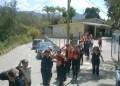 Con apoyo de Fundalosteques y Protección Civil recibieron charlas y orientaciones de que hacer en caso de desalojos
