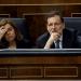 La vicepresidenta del Gobierno español, Soraya Sáenz de Santamaría, dijo este viernes sobre la escalada de tensión entre España y Venezuela, que el Ejecutivo está siempre dispuesto a dialogar