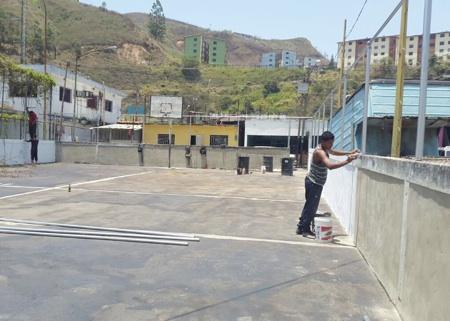 171 familias de Santa Eduvigis ya tienen donde realizar actividades deportivas y recreativas