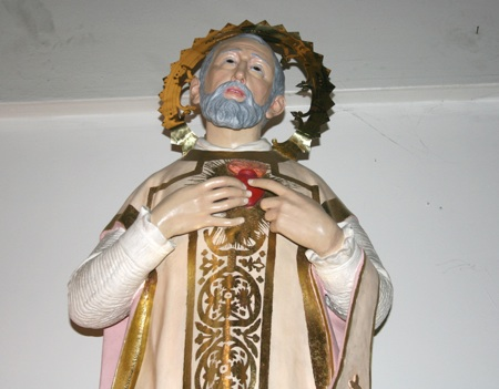La eucaristía se efectuará en la catedral San Felipe Neri. ARCHIVO