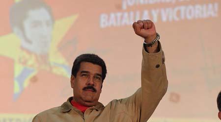 Nicolás Maduro aprobó para subasta especial del  Sistema Complementario de Administración de Divisas (Sicad) ¢150 millones para maquinaria, insumos y producción agrícola.
