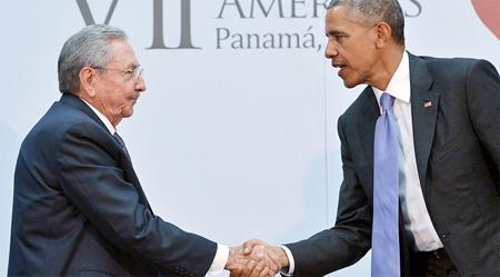 La de este martes será la primera desde el restablecimiento de las relaciones diplomáticas, rotas desde 1961, con la reapertura en julio de las respectivas embajadas en Washington y La Habana