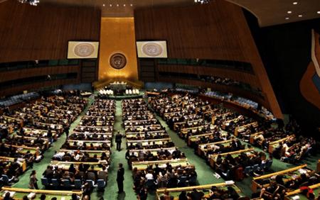 Venezuela, Ecuador y Panamá fueron elegidos ayer por la Asamblea General de la ONU como miembros del Consejo de Derechos Humanos de la organización para los próximos tres años
