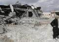 El jefe del Estado Mayor sirio, general Ali Abdalá Ayub, anunció ayer que las Fuerzas Armadas han iniciado una amplia ofensiva