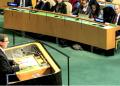 El texto fue apoyado por 191 de los 193 países miembros de la ONU, mientras que solo votaron en contra Estados Unidos e Israel