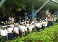 Alumnos de preescolar y educación básica juraron compromiso en la labor de la mediación de problemas dentro de la escuela