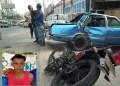 Un aparatoso accidente vial acabó con la vida de una estrella del fútbol sala local