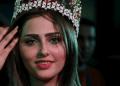Shaymaa Qassim Abdelrahman, una esbelta joven de ojos verdes originaria de la ciudad multiétnica de Kirkuk, fue coronada por el jurado