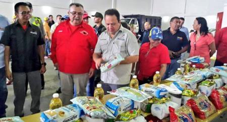 La información la dio a conocer el ministro para la Alimentación, Rodolfo Marco Torres.