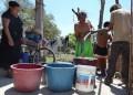 Realizó un plan especial de abastecimiento para la comunidad de Guaremal,
