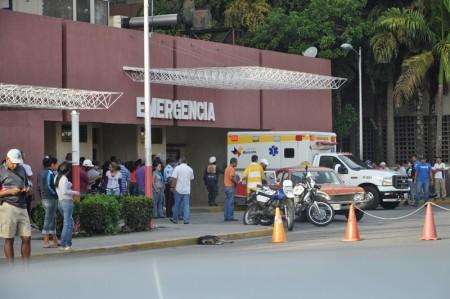Un muerto y un herido dejó choque en bajada de El Tambor