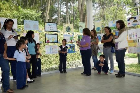 Muestra es promovida por Hidrocapital y Metro Los Teques.