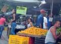 Según vendedores, actualmente las hortalizas, frutas y verduras tienen mayor demanda