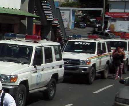 Solicitan a la Policía de Miranda y de Guaicaipuro que patrullen la zona