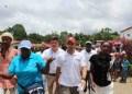 Capriles inspeccionó culminación de obras en Mango de Ocoita, Barlovento
