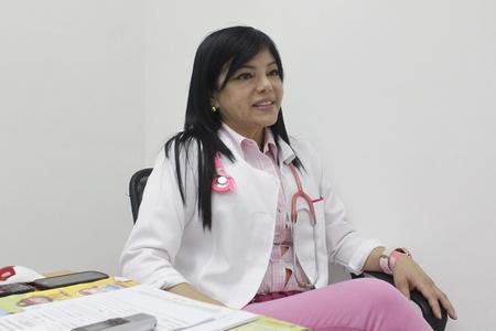 María Teresa Ghersy