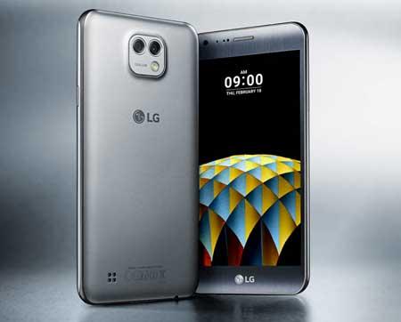 La marca de tecnología surcoreana, presenta sus tres nuevos teléfonos inteligentes