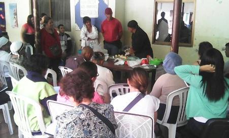 La información fue dada a conocer por la directora encargada de la Casa del Pueblo en Carrizal, Adriana Marcano