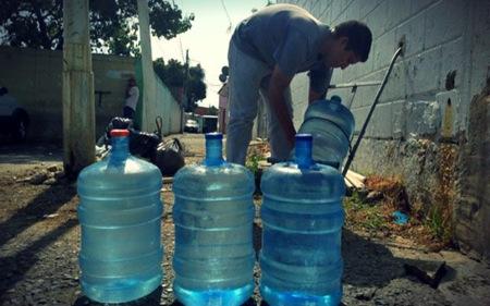 Sin agua buena parte del Municipio Guaicaipuro