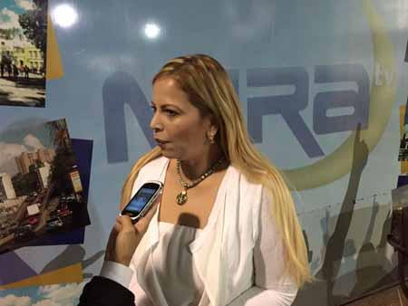 """Clara Mirabal: """"Los mirandinos claman por agua"""""""