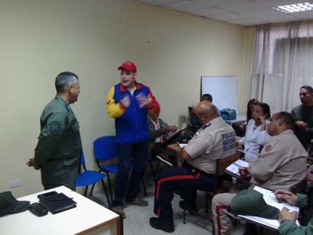 Autoridades de seguridad refuerzan seguridad en centros hospitalarios