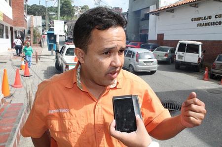 Blanco concejal de Carrizal